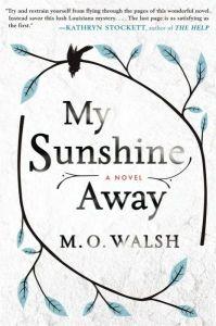 My Sunshine Away book cover
