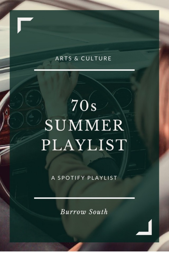 70s playlist summer road trips spotify